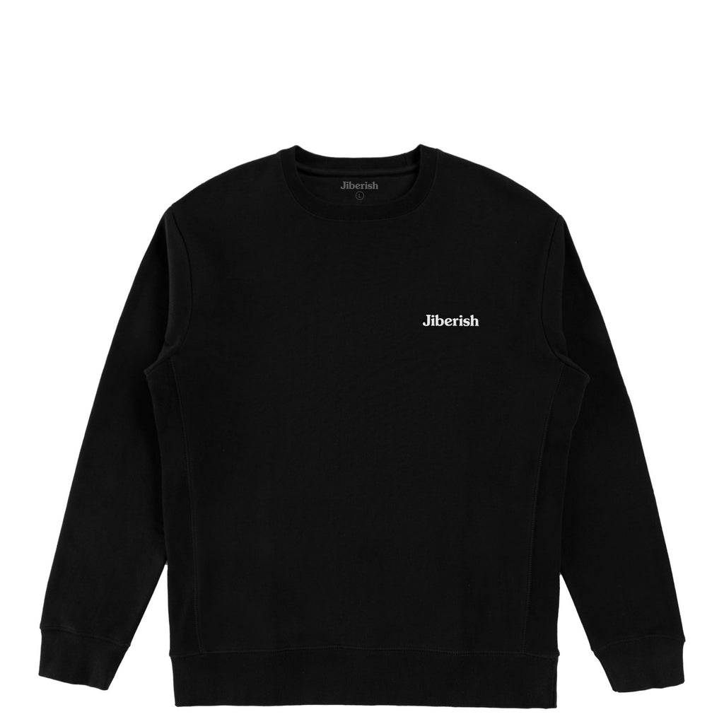 Hometown Crewneck Black
