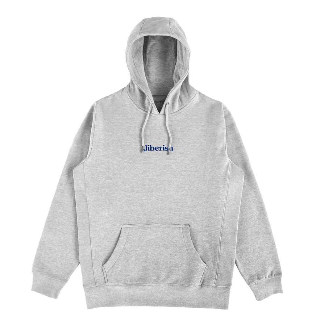 Hometown Hoodie Heather Grey