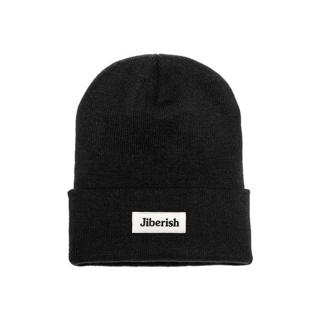 Hometown Cuff Beanie Black