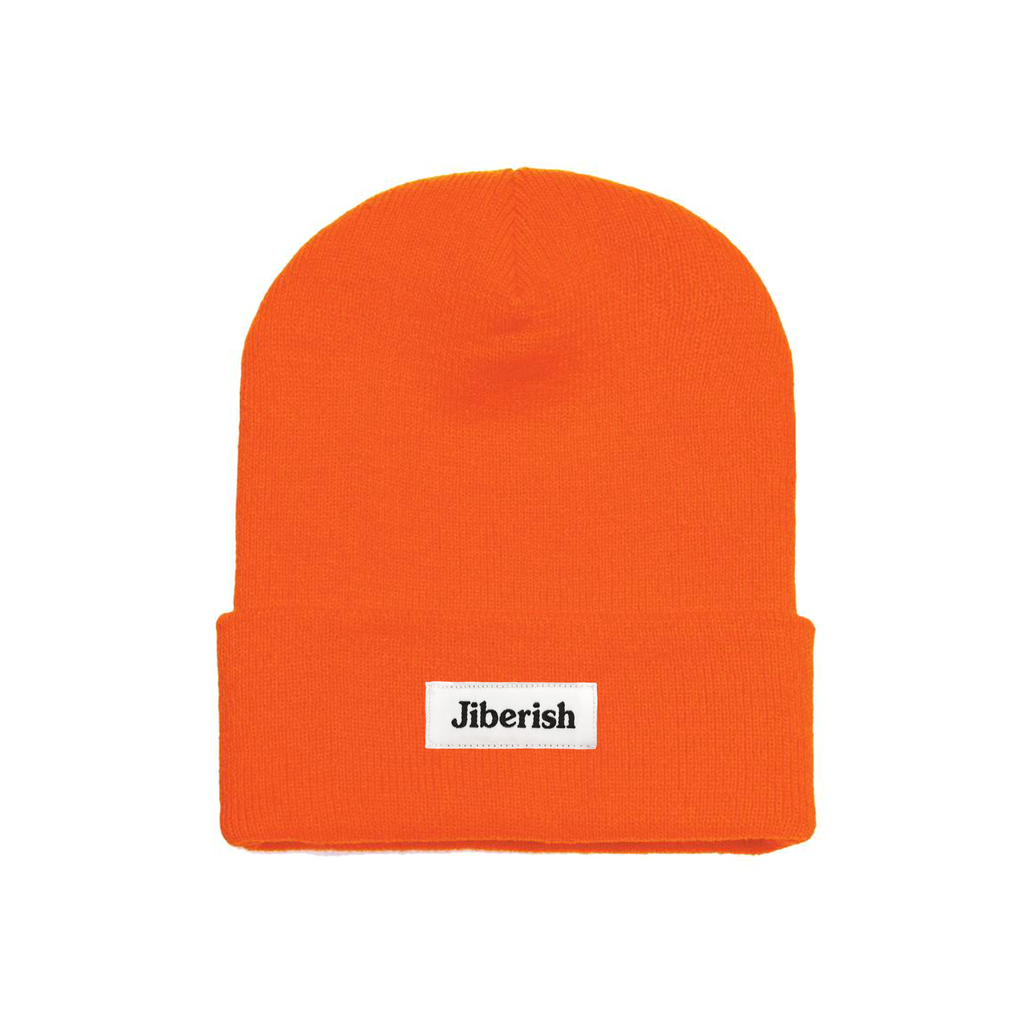 Hometown Cuff Beanie Blaze Orange