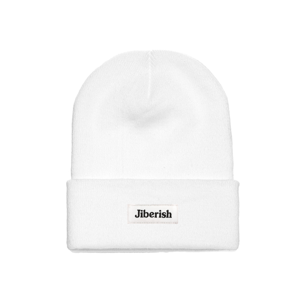 Hometown Cuff Beanie White