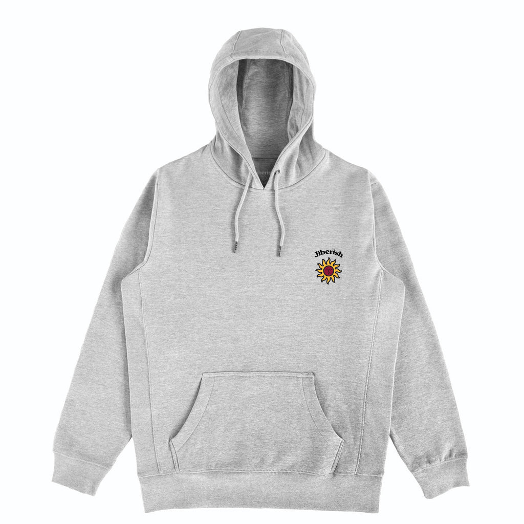 Within You Without You Hoodie Heather Grey