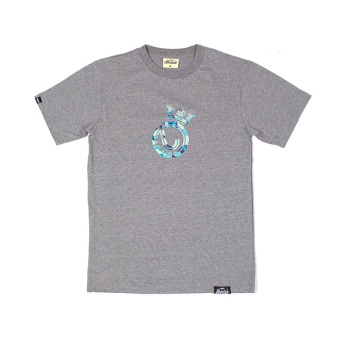 J-Crown Tee Grey