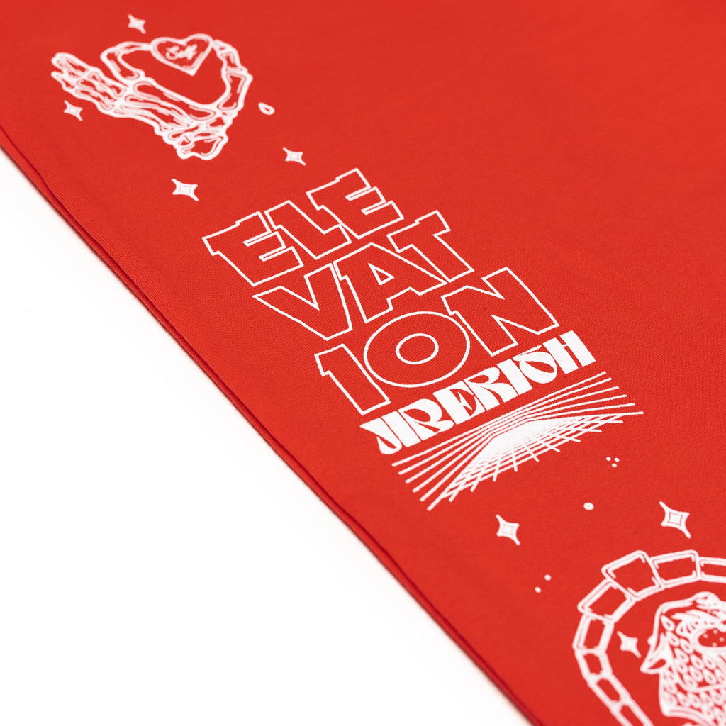 Elevation Sweatpants Primary Red