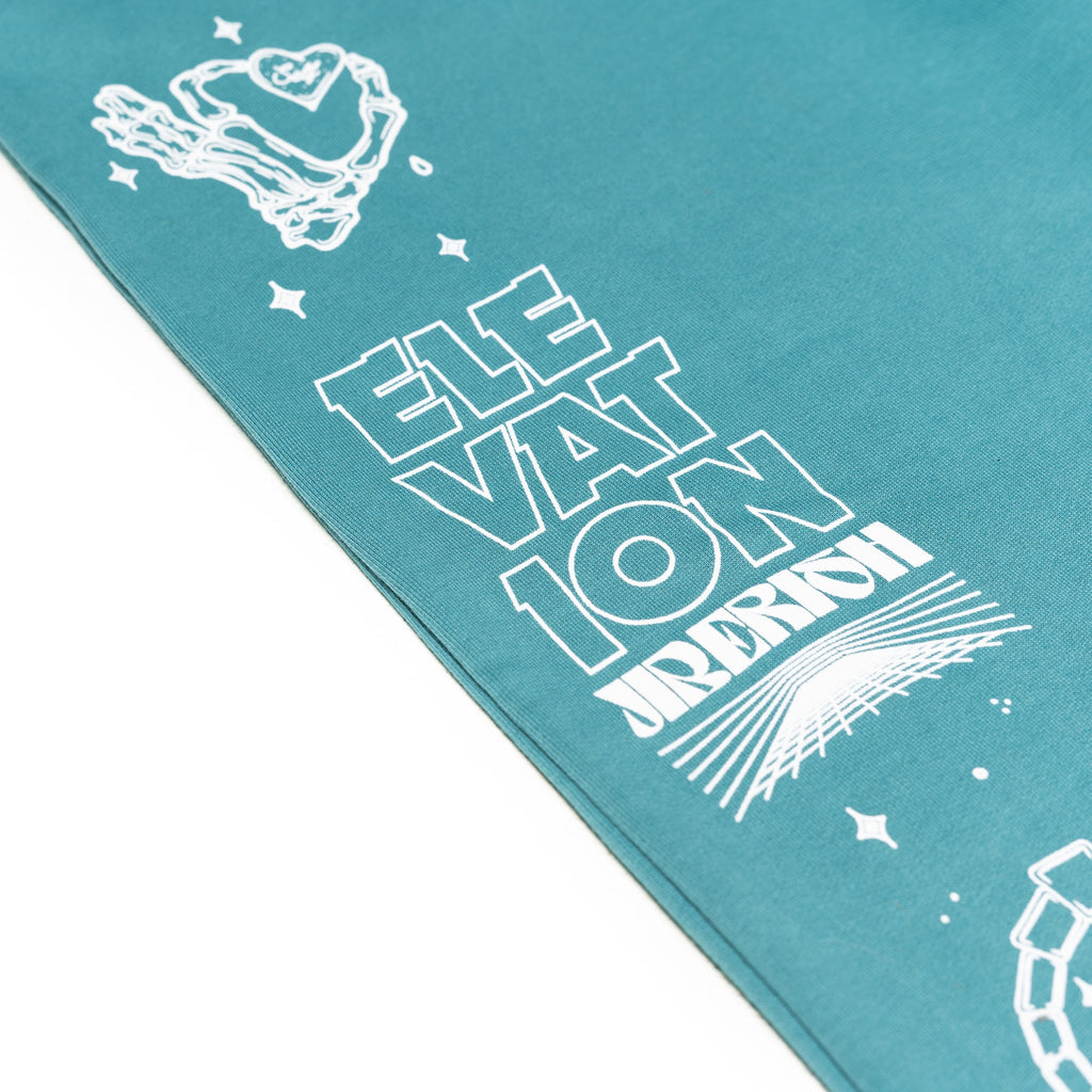 Elevation Sweatpants Aqua