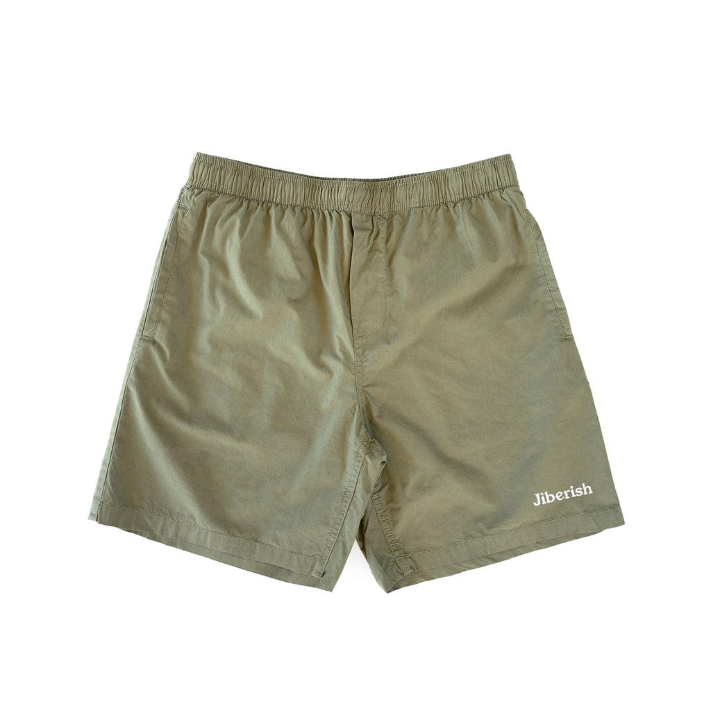 Hometown Beach Shorts Olive