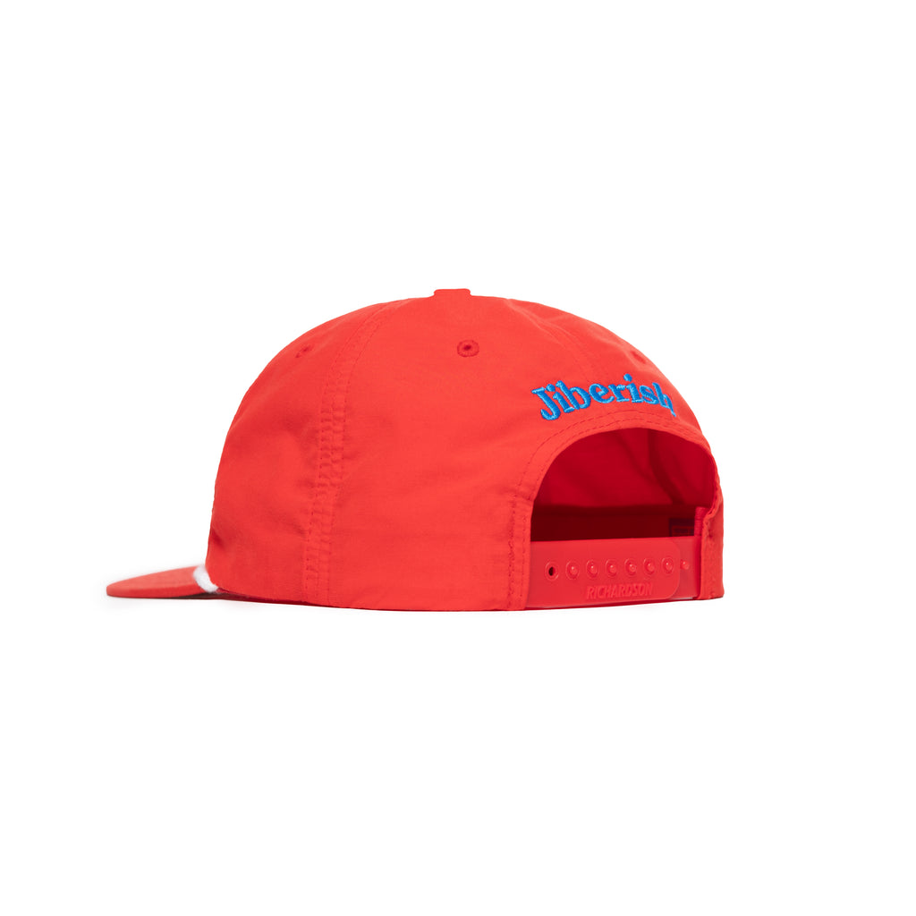 Lovely Day Rope Snapback Red