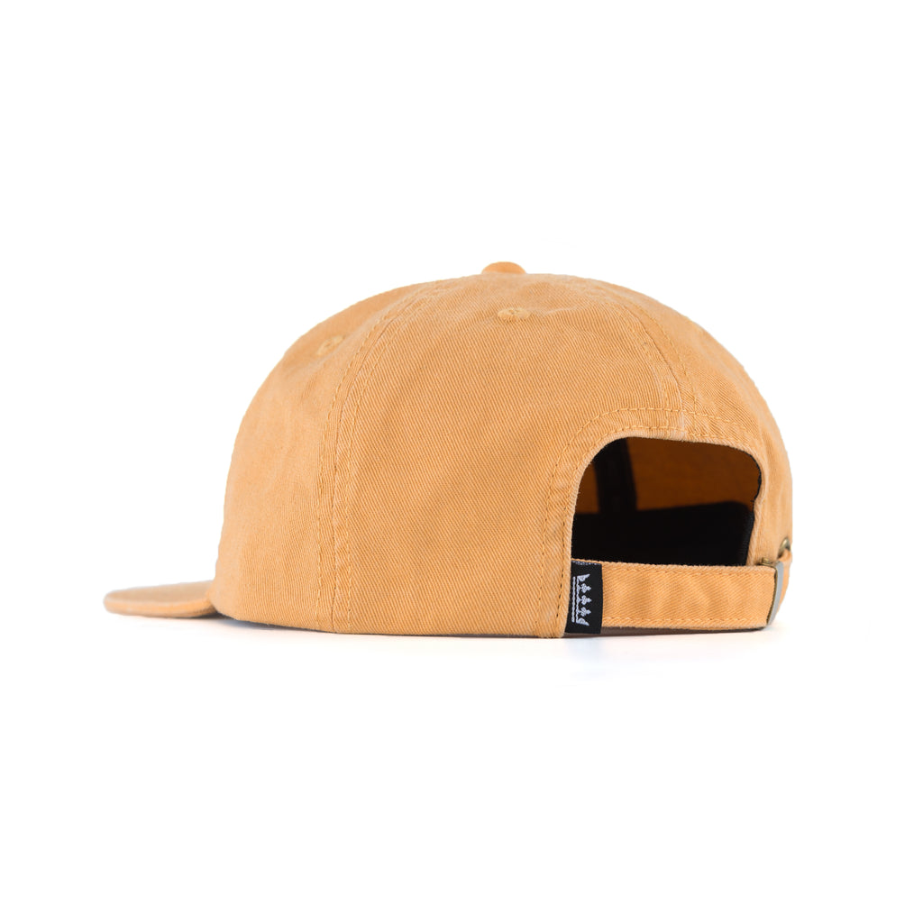 Washed J 6-Panel Peach