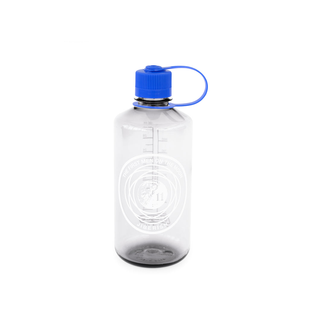 Man on the Moon Nalgene Clear
