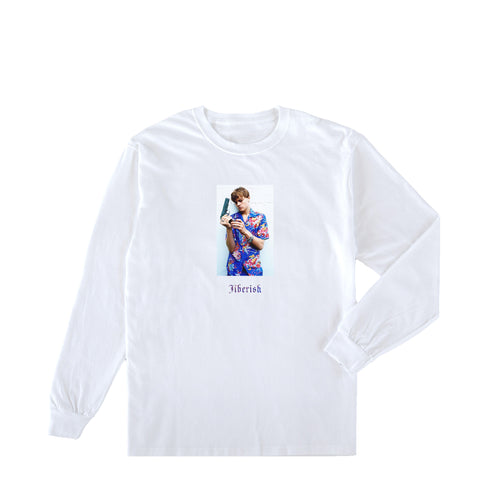 Romeo + Juliet Tee Long Sleeve White