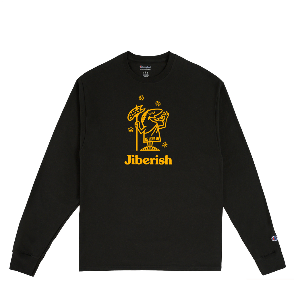 Lil C's Long Sleeve Black