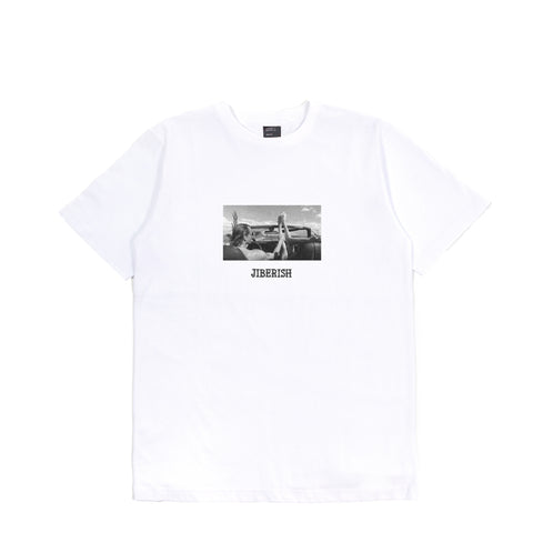 Natural Born Killers Tee White