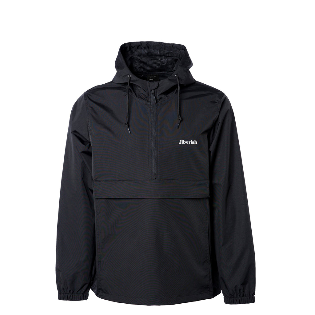 Play For Keeps III Anorak Black