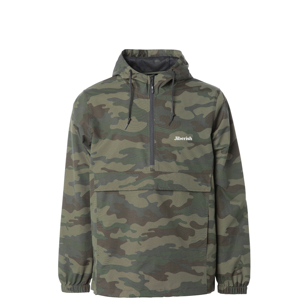 Play For Keeps III Anorak Camo