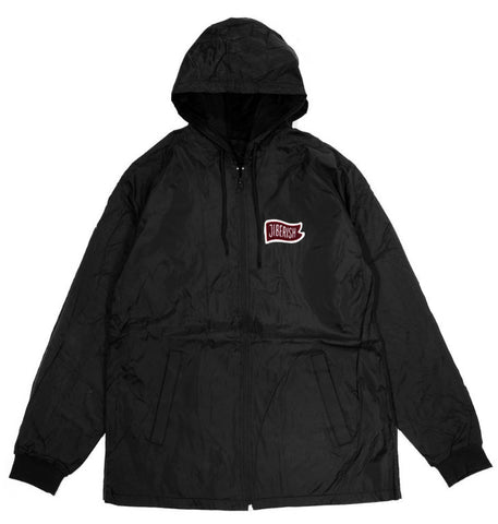 Team Edition Blacklist Windbreaker Black