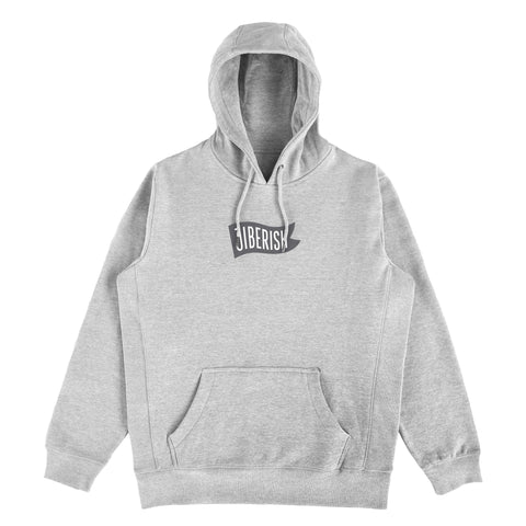 Pennant '18 Hoodie Heather Grey
