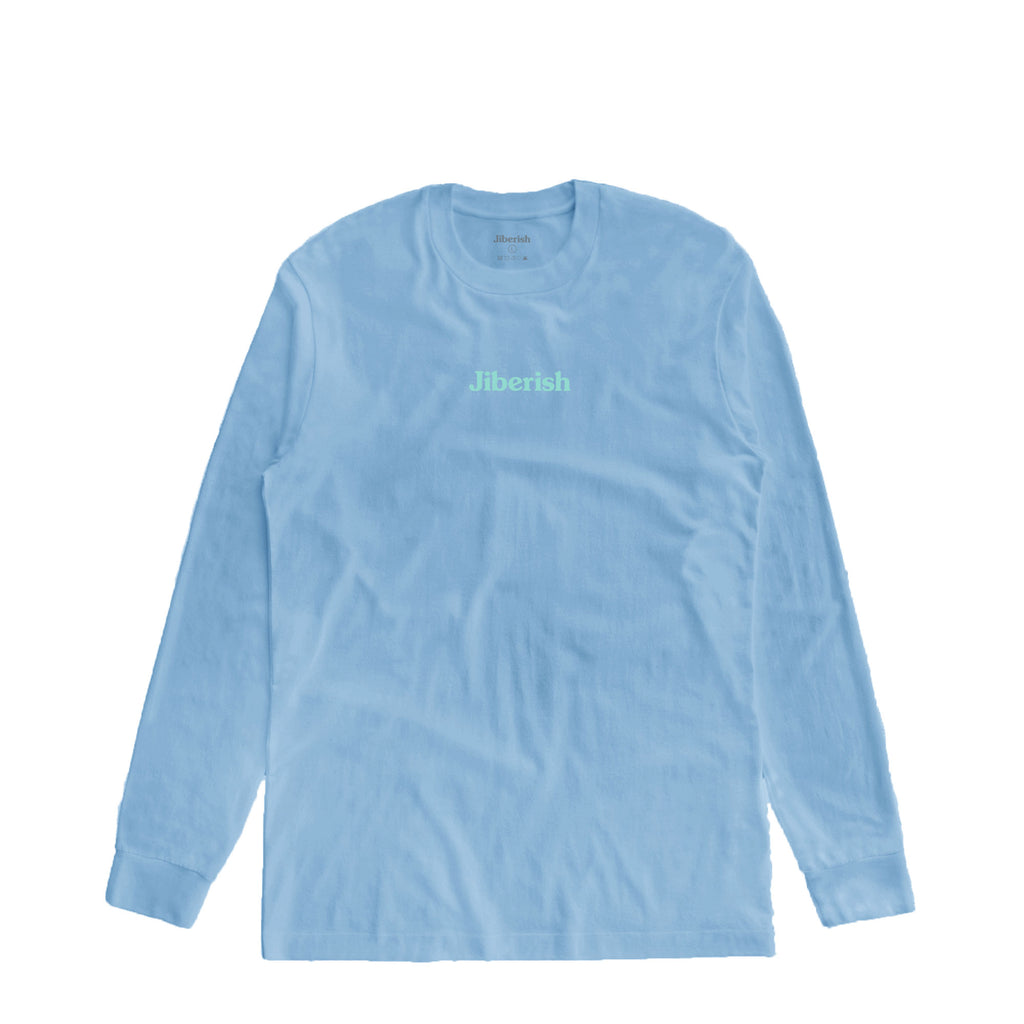 Hometown Long Sleeve Carolina Blue