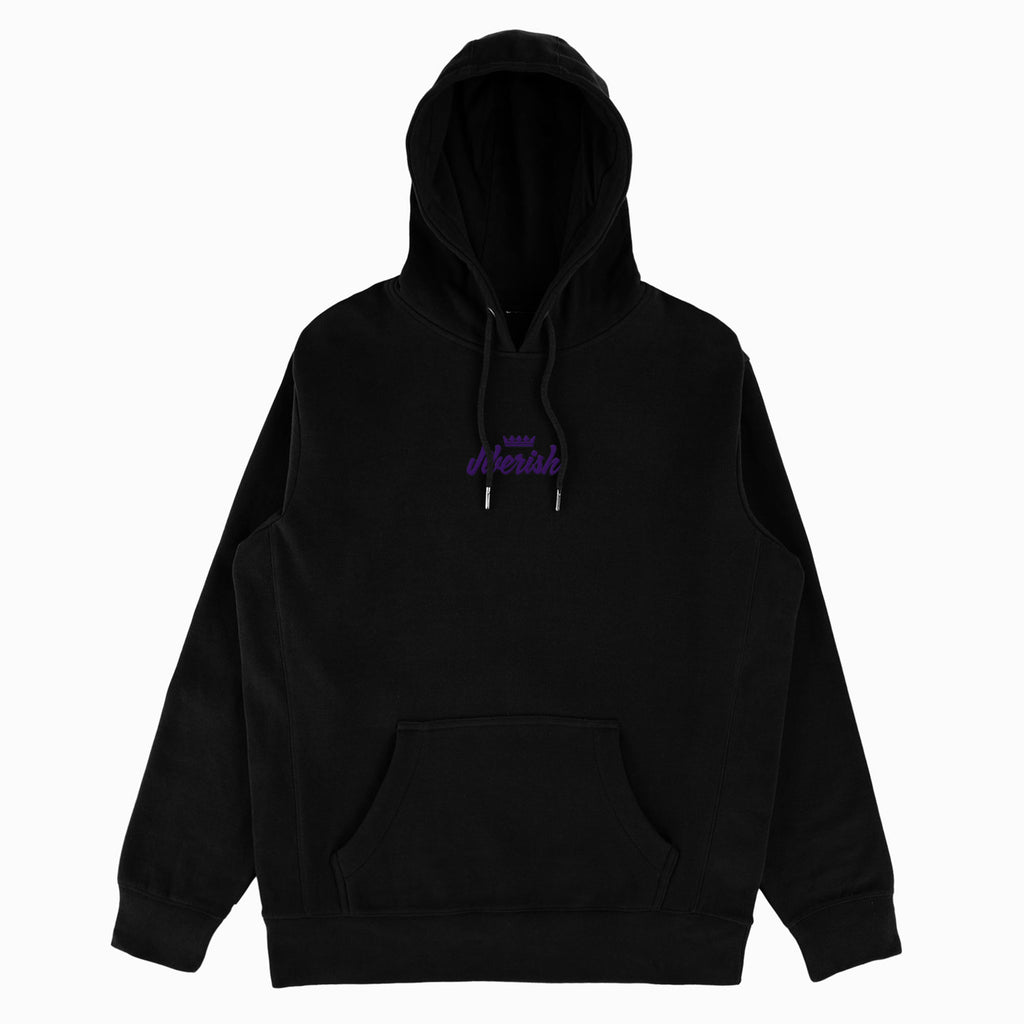 Black Magic Script Hoodie