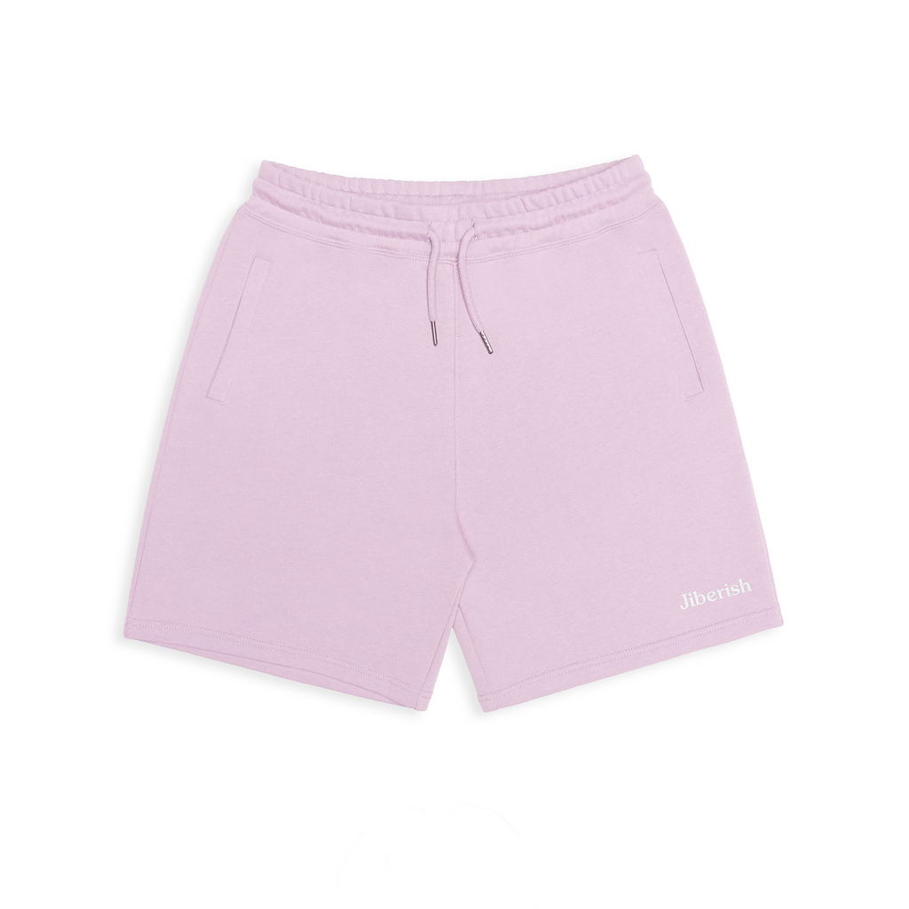Hometown Sweatshorts Lavender