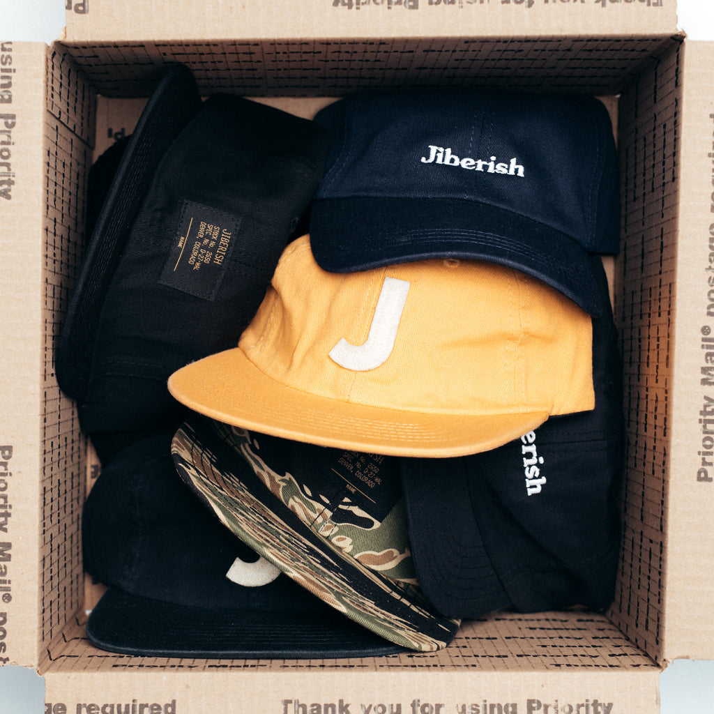 Box #3 - Three (3) Hats