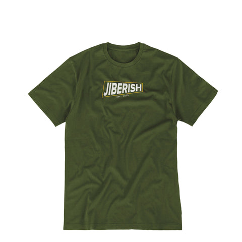 Jiberish Sporting Goods Military Olive