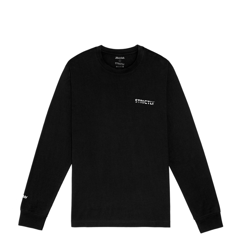 Strictly Long Sleeve Black