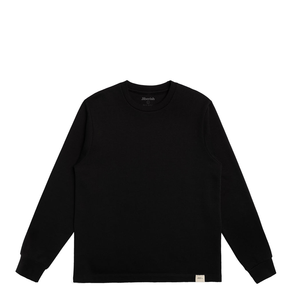 Supima Crewneck Black