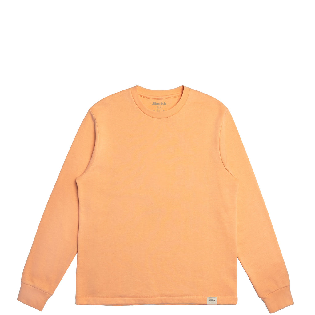 Supima Crewneck Peach