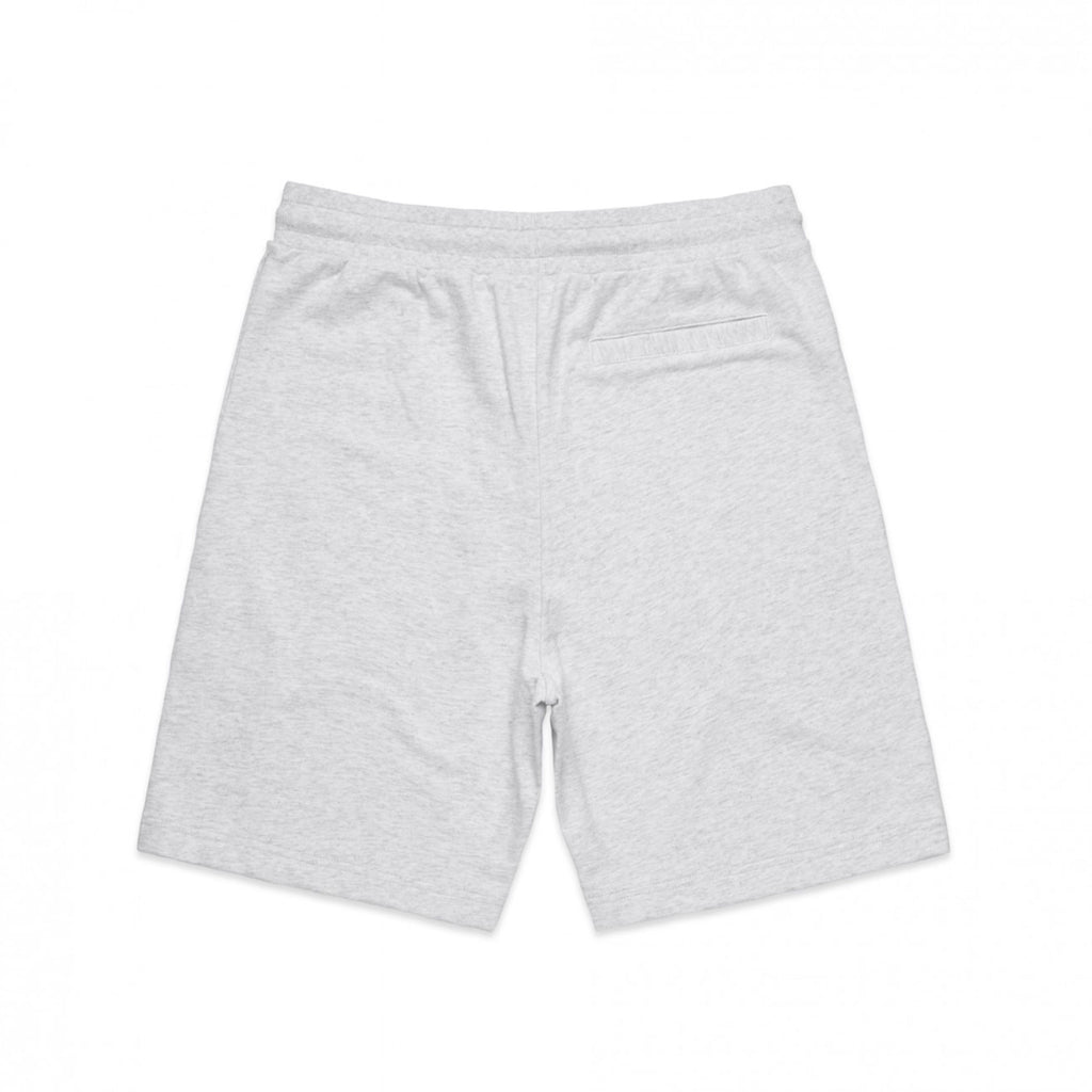 Hometown Fleece Shorts Silver Grey
