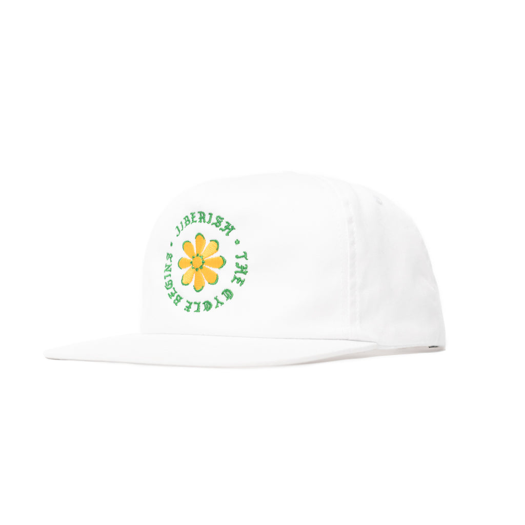 Cycle Begins 5-Panel Pinch White
