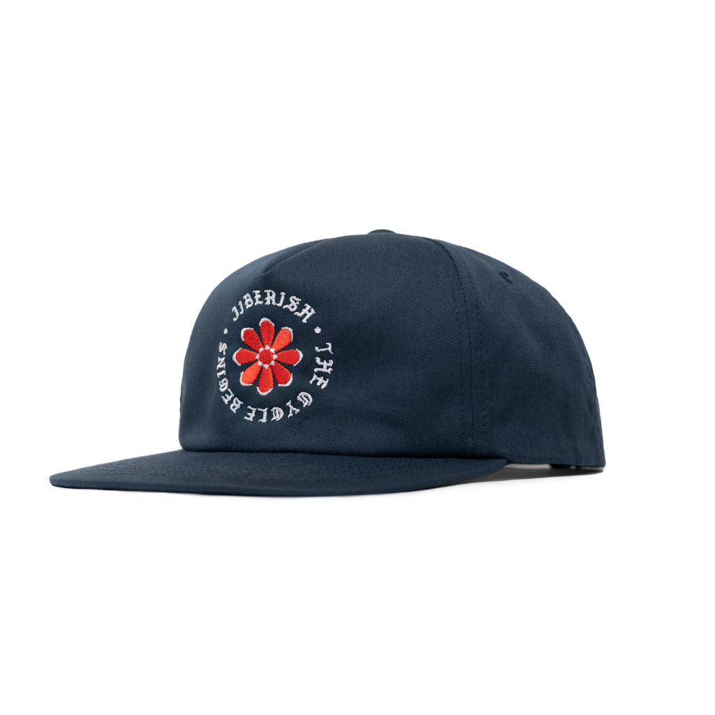 Cycle Begins 5-Panel Pinch Navy