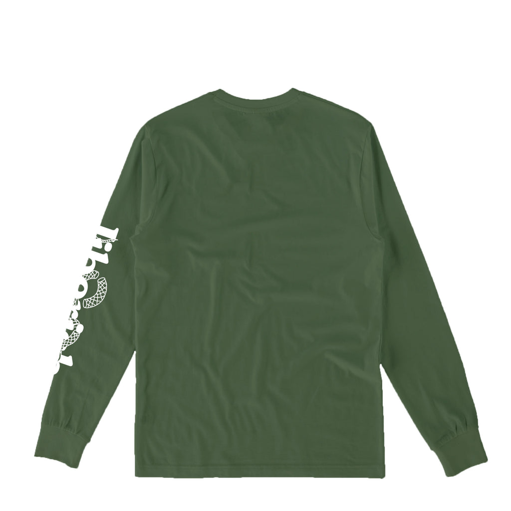 UNITE Long Sleeve Military Green