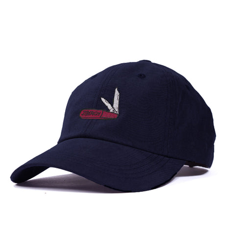 Utility Unstructured 6 Panel Navy