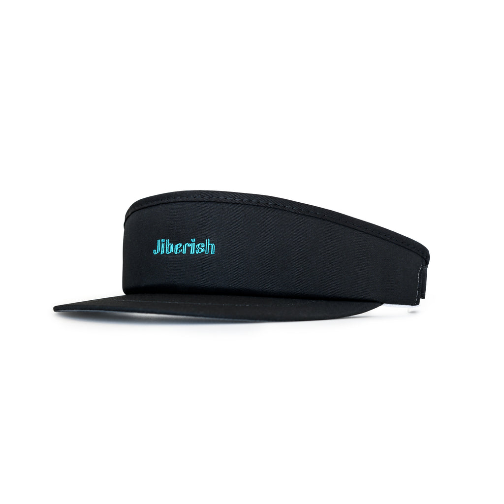 High Crown Tour Visor Black