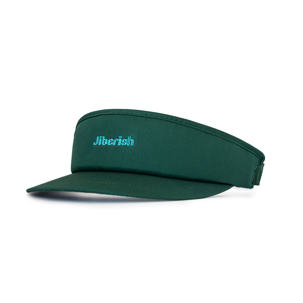 High Crown Tour Visor Forest
