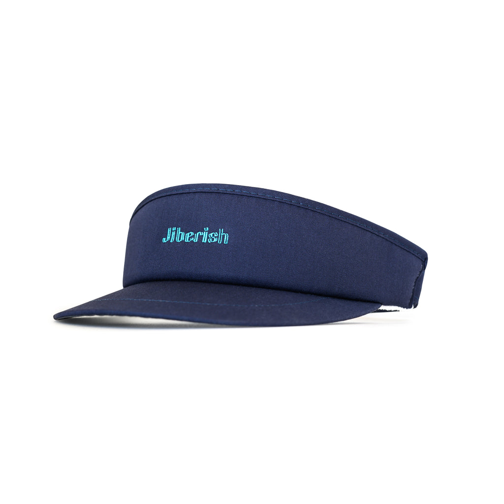 High Crown Tour Visor Navy