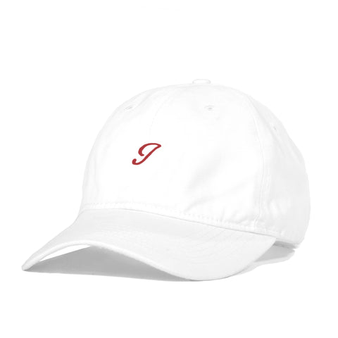 J Script Unstructured 6 Panel White