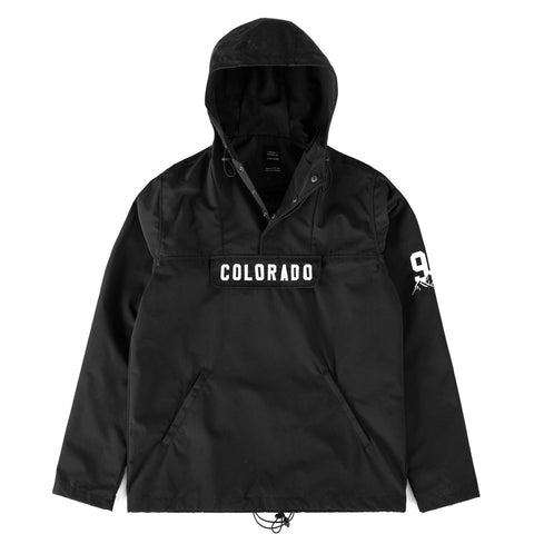 Jiberish x Colorado Rapids Popover Black