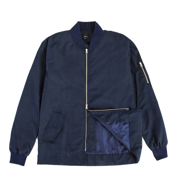Trench MA-1 Bomber Deep Navy