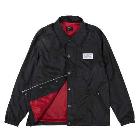 Freeway Coaches Jacket Black