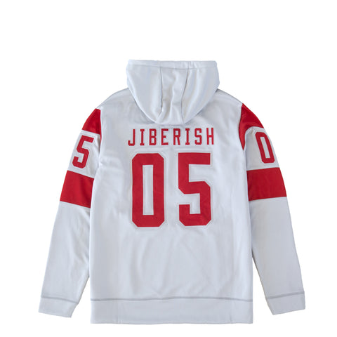 Friday Night Lights Hoodie Grey