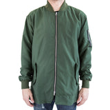 Trench MA-1 Bomber Military Green