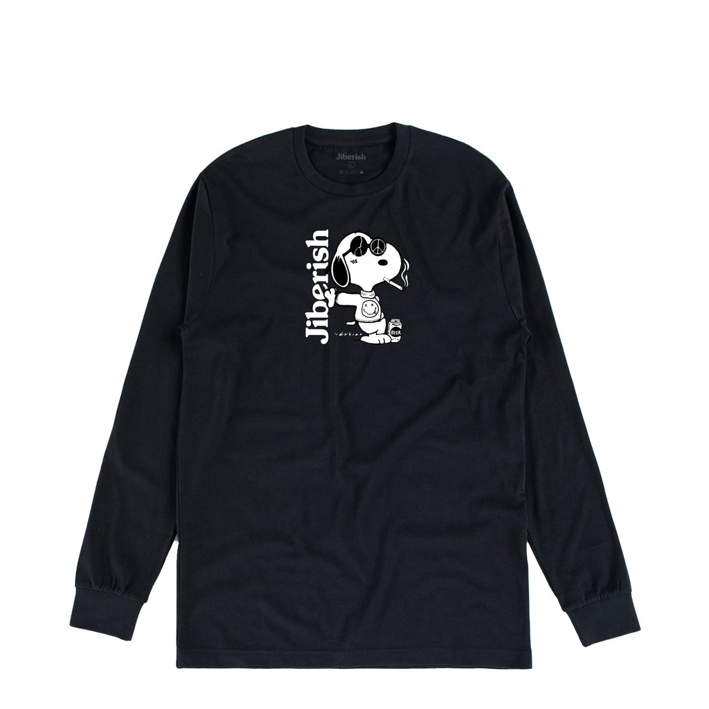 Dogg Pound Long Sleeve Black
