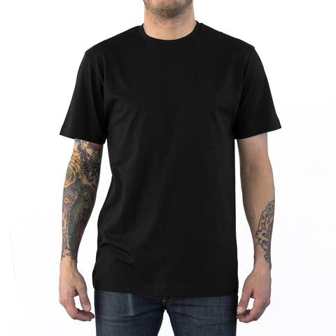 Essential Supima Cotton Tee Black