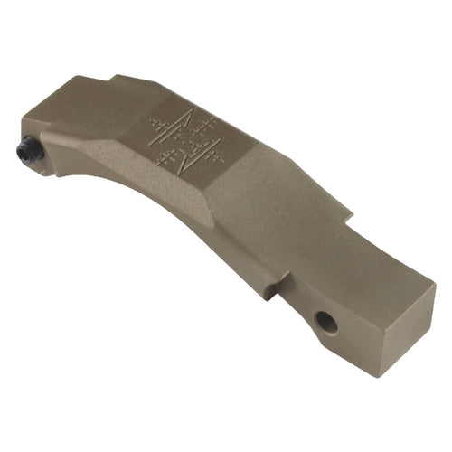 Seekins Precision Billet Trigger Guard - FDE