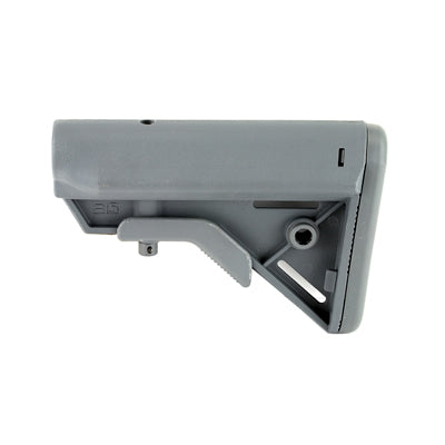 B5 Systems Bravo Stock Mil-Spec - Gray