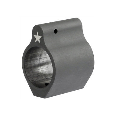 BCM Low Profile Gas Block (steel with set screws) .750