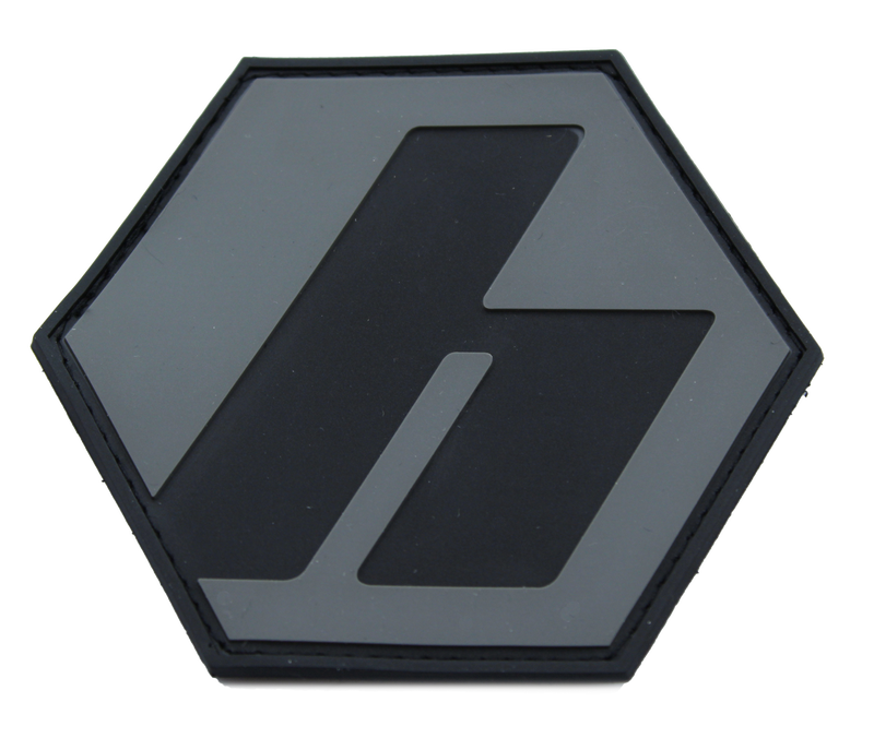 Hexmag Patch - Gray