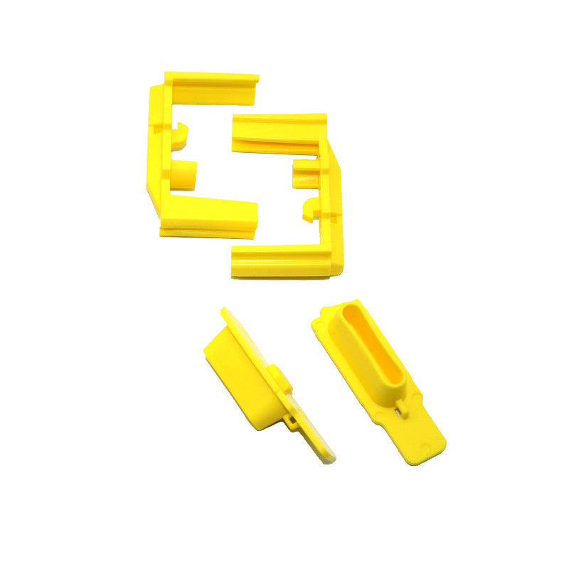 Hexmag HexID - Hazard Yellow - 2 Pack