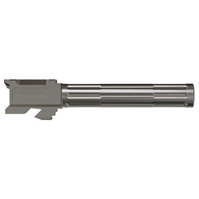 Lantac 9INE G17 Non-Threaded Barrel - Stainless